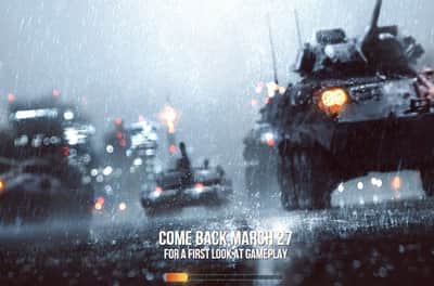 Lançado site oficial de Battlefield 4