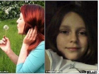 Menina de 14 anos morre após mensagem no Facebook