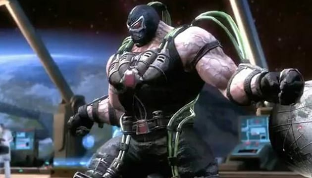 Revelados personagens incluídos em Injustice: God Among Us