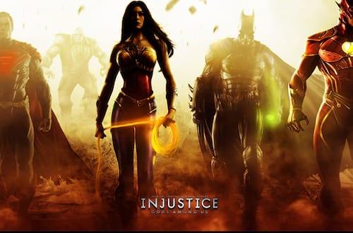 Revelados personagens incluídos em Injustice: God Among Us
