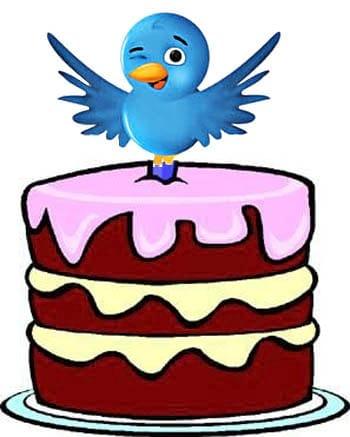 Twitter de aniversário!