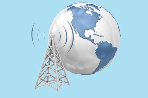 Como funciona a internet via rádio?