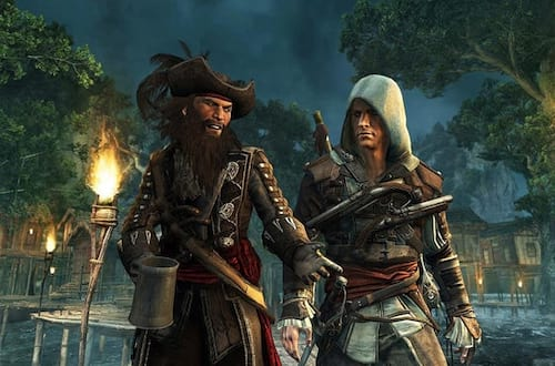 Assassin's Creed IV: Black Flag Gameplay