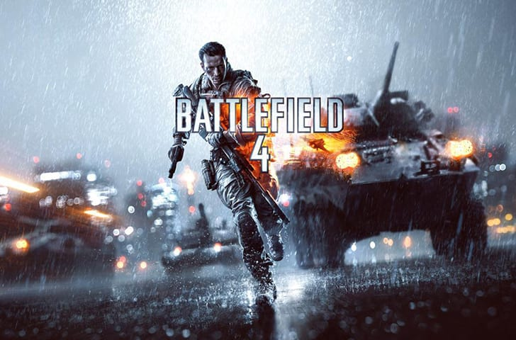 Gameplay oficial de Battlefield 4 � lan�ado