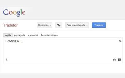 Tradutor do Google agora poder ser usado off-line