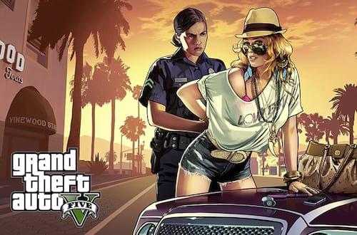 Rockstar divulga capa e trailer do GTA V