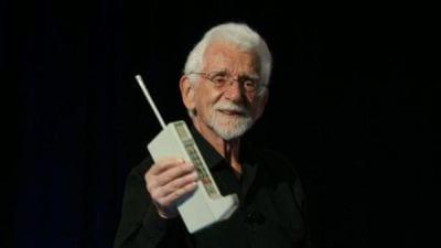 Primeira ligação via celular completa hoje 40 anos