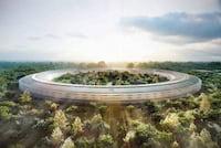 Apple terá sede avaliada em US$ 5 bilhões