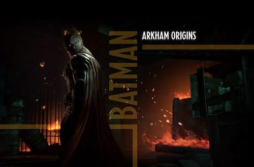 Batman: Arkham Origins é confirmado e chegará as lojas em outubro