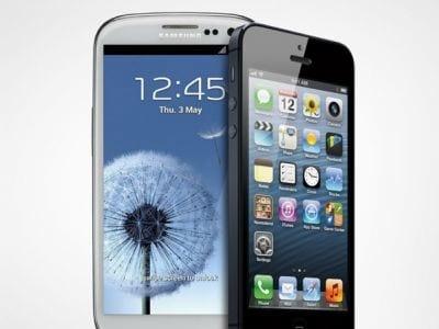 Pesquisa aponta que iPhone da Apple é mais simples, mas seu rival Samsung Galaxy levou a melhor