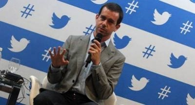 CEO do Twiiter fala sobre empreendedorismo em visita ao Brasil
