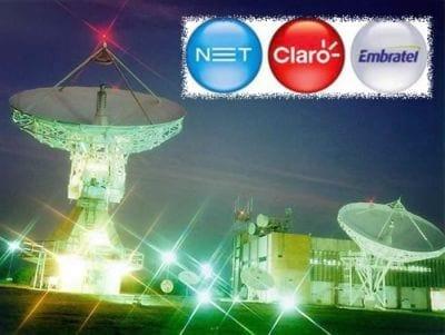 Embratel, Net e Claro devem se unir