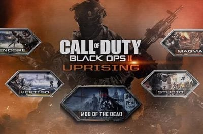 Call of Duty: Black Ops II - Mob Of The Death - DLC Uprising lança trailer