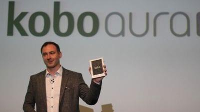 Chega ao mercado de e-readers o novo Kobo Aura HD