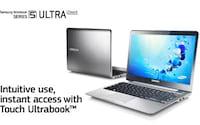 ULTRA Touch, o primeiro ultrabook da Samsung lançado no Brasil