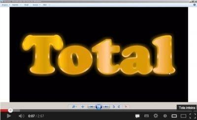 Como criar efeito dourado no texto do CorelDraw?