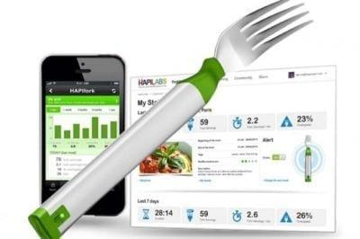 Garfo eletrônico que ajuda combater a obesidade é colocado à venda