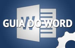 Como criar um PDF no Word?