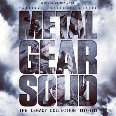 Konami apresenta a nova coletânea exclusiva de Metal Gear Solid para PS3