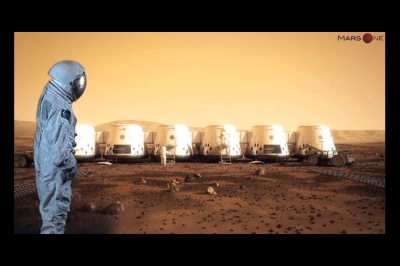 Estão abertas as inscrições para a participação de um reality show em Marte