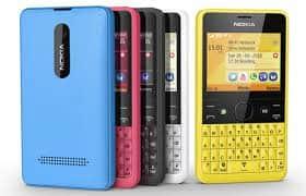 Nokia lança o Asha 210, o smartphone de baixo custo