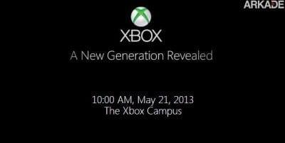 Microsoft irá apresentar novo Xbox em maio