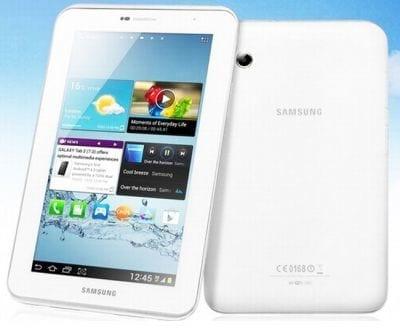 Samsung lança Galaxy Tab 3