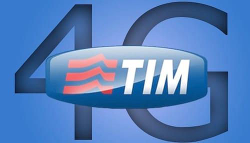 TIM anuncia cobertura de rede 4G