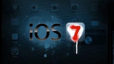 iOS 7 terá mudanças visuais