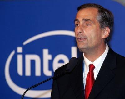 Brian Krzanich é eleito o novo presidente-executivo da Intel