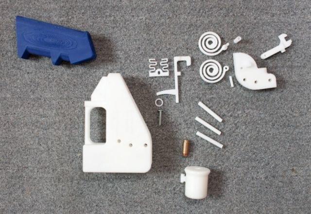 Arma de impressora 3D atira de verdade