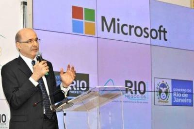 Michel Levy deixará o comando da Microsoft Brasil em junho