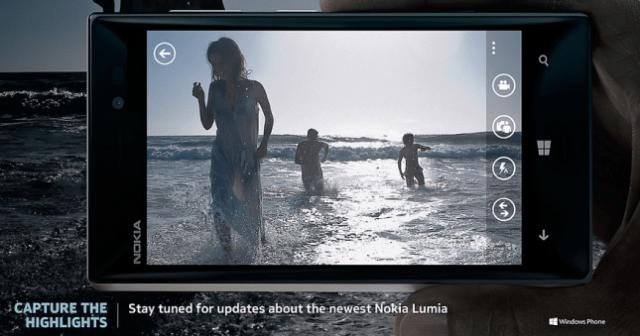 Nokia confirma que vai lançar Lumia 928