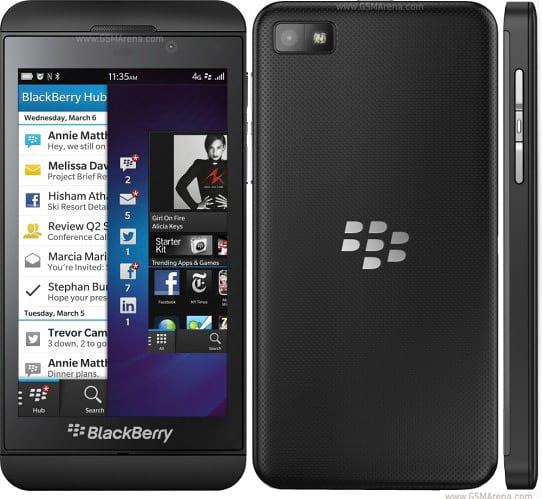 BlackBerry Z10 chega ao Brasil por R$ 2.449