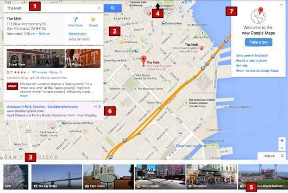 Google Maps receberá mudanças no visual