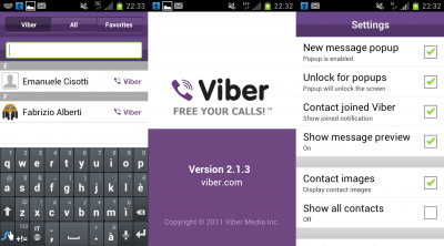 Viber ganha versão para Mac