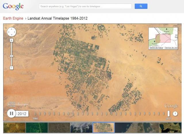 30 anos de Mudanças da Terra são registradas