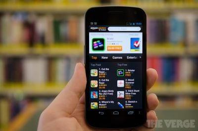 Amazon deve lançar smartphone equipado com tela 3D