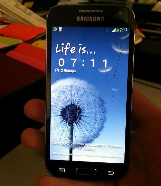 Galaxy S4 mini teve novas imagens reveladas na internet