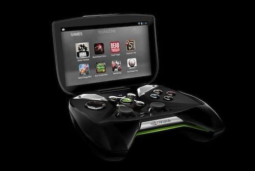Nvidia lança seu primeiro console de videogame portátil, o Shield