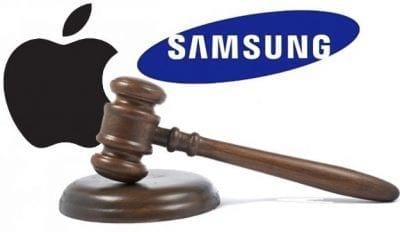 Apple acusa a sua concorrente Samsung mais uma vez por infringir a lei de patentes