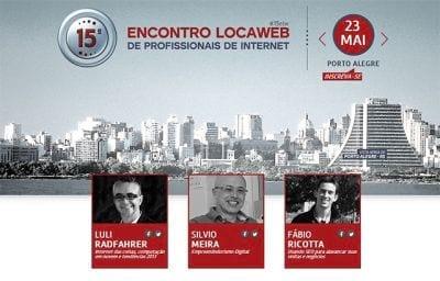 15ª Encontro Locaweb de Profissionais de Internet