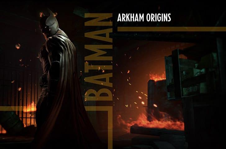 Teaser de Batman: Arkham Origins é divulgado no YouTube