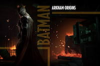 Teaser de Batman: Arkham Origins é divulgado no YouTube