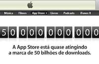 App Store atinge 50 bi de downloads e usuário ganha US$ 10 mil em prêmio