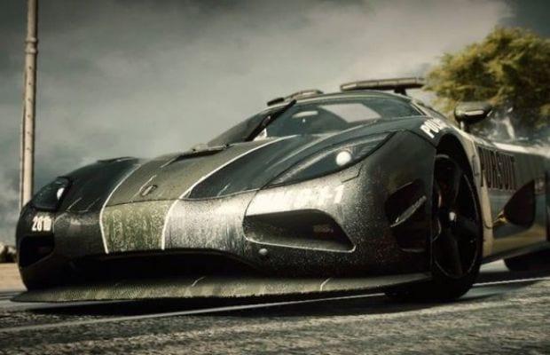 Electronic Arts apresenta imagem do novo game Need for Speed