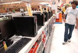 Vendas de computadores caem 16% no Brasil somente em março