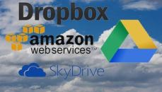 Dropbox vs Google Drive vs Amazon vs Skydrive: Qual deles é o mais rápido?