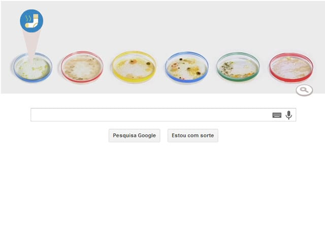 Google presta homenagem a Julius Richard Petri