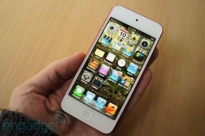 Apple anuncia iPod Touch por US$ 229,70
